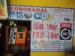 Piso Wifi Vending Machine Interesting Koronadal And Gensan Piso Wifi Koronadal 48