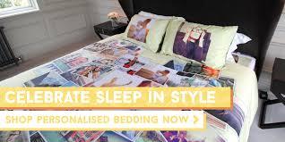 personalised bedding
