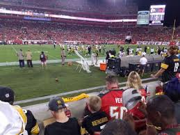 Taylor Swift Raymond James Seating Chart Raymond James Stadium Section 134 Home Of Tampa Bay