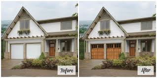 diy garage doorDIY Garage Door Makeover  American Empire Garage Door