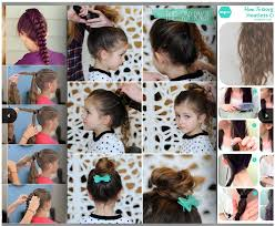 Hair Style Girl easy little girl hairstyles android apps on google play 3740 by wearticles.com
