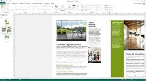 formatos de boletines informativos publisher 2013 crear un boletin desde una plantilla youtube
