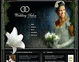 Free Wedding Website Templates Mesmerizing Wedding Planner Website Templates Free Download Wedding Planner Web