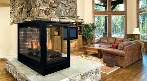 gas fireplaces corner units gas log fireplace corner unit vented symphony vent free remote ready surround