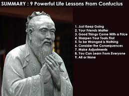 Famous Quotes About Life Lessons Delectable 48 Powerful Life Lessons From Confucius Inspirational Pinterest