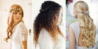 Les Plus Belles Coiffures De Mariée Sur Cheveux Laches