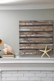 diy home decor ideas with pallets. recycling wood pallets for fireplace decorating diy home decor ideas with e