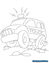 Police Officer Coloring Pages Coloring Pages For Kids