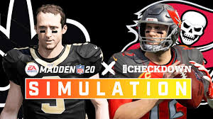 The buccaneers will play the winner of sunday night's a.f.c. New Orleans Saints Vs Tampa Bay Buccaneers Week 1 Full Game Madden 2020 Season Simulation Youtube