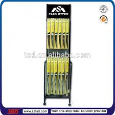 Wiper Blade Display Stand TSDM100 Custom double side wiper blade display rackwindshield 91