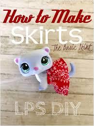 how to make a basic skirt diy