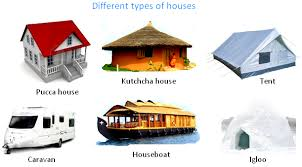 Different Types Of Houses House Tent Types Of Houses