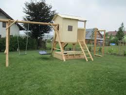 Spielhaus Von Silberholz Kinderparadis Für Abenteuer Spielvergnügen
