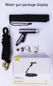 <b>Baseus Simple Life</b> комплект для <b>мойки</b> автомобиля с шлангом ...