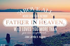 Father Love Quotes Custom God's Love