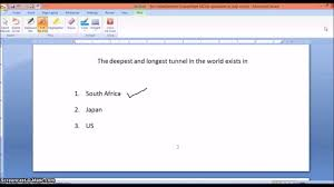 Ms Word Report How To Directly Draw Or Write On Ms Word Document With Pen Tablet