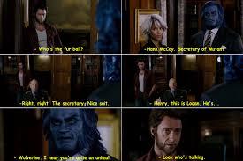 Famous X Men Quotes