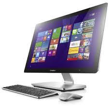 Lenovo A740 27-inch Touchscreen All-In-One PC What Are Personal Computers?
