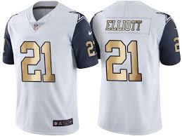 Dallas Rush Gold www 21 Cowboys Nfl repjerseys Jersey White Elliott Http Ezekiel Jerseys Jersey Special Shirts 2016 ru Color New