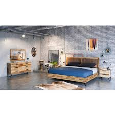 modern wood bedroom furniture. Modrest Sala Modern Light Wood Bedroom Set Furniture R