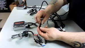 xentec 55 watt bi xenon hid installation and review 5000k xentec 55 watt bi xenon hid installation and review 5000k