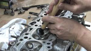 cylinder head valve job basics