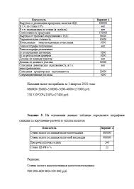 Декан НН Контрольная работа по Налогам и налогообложению e  Страница 11 Контрольная работа по Налогам и налогообложению Страница 18