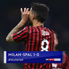 Milanspal | Milan-Spal 1-0, gol e highlights: Suso regala la ...