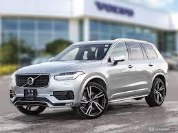 Volvo Xc90 R Design Volvo Xc 90 R Design Used Volvo Xc90 T6 R 2019 09 10