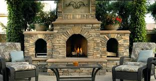 outdoor rock fireplace image of outdoor fireplace design outdoor stone fireplace kits canada