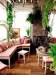 Decorating: Bedroom Interior Gardens - Room Plants