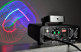 3d laser projector with full color animation dmx link ilda 500mw rgb