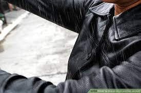 image titled break in a leather jacket step 11
