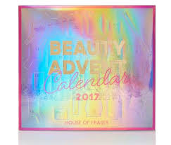 advent calander house of fraser beauty advent calendar 2017 contents