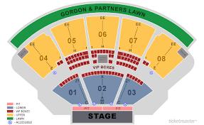 Verizon Wireless Amphitheater Seating Chart Irvine 18 Judicious Sleep Train Amphitheatre Seating