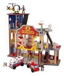 Купить игровой набор <b>KidKraft Пожарно</b>-<b>спасательная станция</b> ...