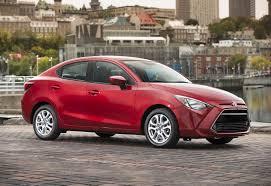 2016 Toyota Yaris Sedan Replaces the Scion iA, Is Still a Mazda2 ...