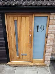 pro trade upvc swadlincote elegant upvc entrance doors