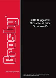 Crosby Group 2018 Pricelist By Tecni Group Issuu