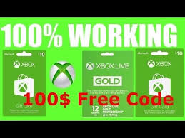 best free xbox code giveaway how to get free xbox gift cards code 2017 for 100 you