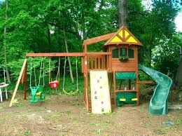 swingsets outdoor swing sets backyard reviews a all for the garden house swingsets