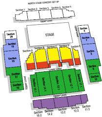 Fillmore Auditorium Seating Chart Montclair State University Memorial Auditorium Seating Chart