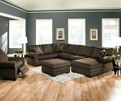 what colour cushions go with brown sofa color rug goes a couch large