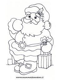Nuova 20 Disegni Babbo Natale Da Colorare E Stampare Aestelzer