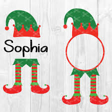 You can copy, modify, distribute and perform the work, even for commercial purposes, all without asking permission. Christmas Elf Svg Png Cut Files For Cricut And Silhouette