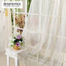 Patterned Curtains Living Room Online Buy Wholesale Brown Patterned Curtains From China Brown