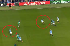 Bald fraud never won a treble, he's fighting for a ucl place in la liga. Manchester City Disallowed Goal Was Var Correct To Flag Sergio Aguero Offside Vs Tottenham