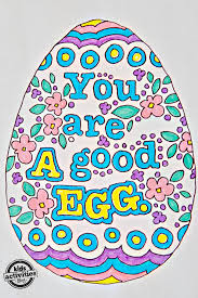 From intricate egg designs inspired by faberge for adults and advanced illustrators, to simple pictures with bunnies and eggs in a basket for younger kids, printable coloring sheets are a calming activity for a happy easter. 85 Cutest Free Easter Coloring Pages For Kids Kids Activities Blog