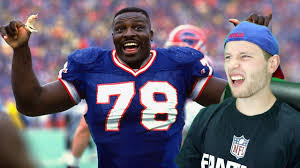 Rugby Player Reacts to BRUCE SMITH #31 The Top 100 NFL's Greatest Players!  - YouTube