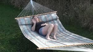 how to make a sunbrella fabric hammock